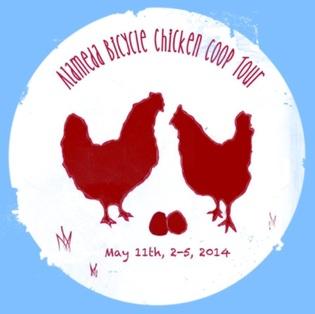Alameda Backyard Chicken Coop Tour